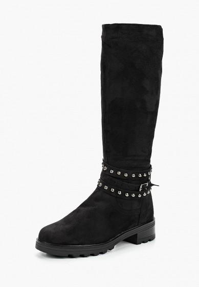 Сапоги, Vivian Royal, цвет: черный. Артикул: MP002XW1GS60. Обувь / Ботильоны