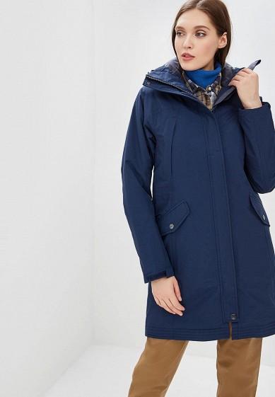 Парка, Tenson, цвет: синий. Артикул: MP002XW1GWRU. Одежда / Верхняя одежда / Парки