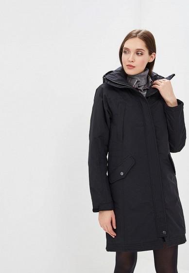 Парка, Tenson, цвет: черный. Артикул: MP002XW1GWRV. Одежда / Верхняя одежда / Парки