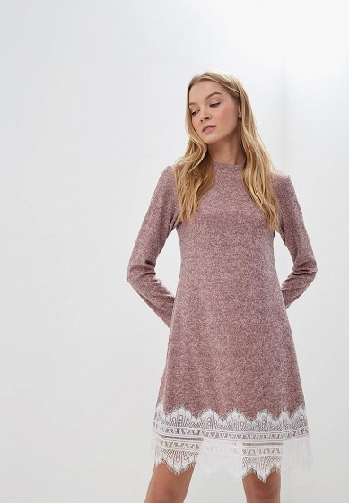 Платье, Aelite, цвет: розовый. Артикул: MP002XW1GYAE. Одежда / Платья и сарафаны