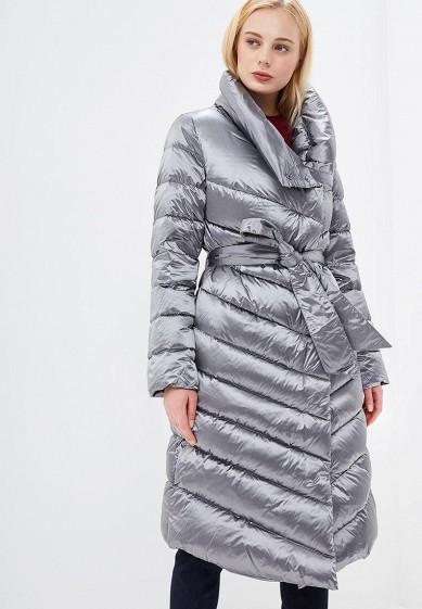 Пуховик, Conso Wear, цвет: серый. Артикул: MP002XW1H3VX. Одежда / Верхняя одежда