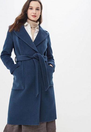 Пальто, Vivaldi, цвет: синий. Артикул: MP002XW1H4SE. Одежда / Верхняя одежда / Пальто