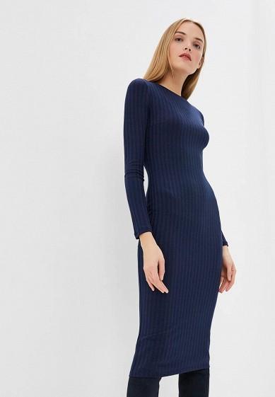 Платье, Alina Assi, цвет: синий. Артикул: MP002XW1H6Y1. Одежда / Платья и сарафаны