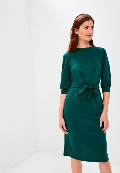 Платье, Alina Assi, цвет: зеленый. Артикул: MP002XW1H9ES. Одежда / Платья и сарафаны