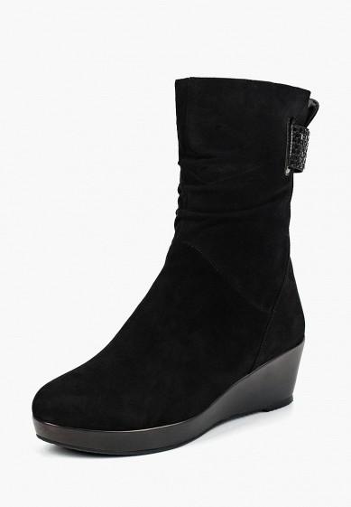 Полусапоги, Berkonty, цвет: черный. Артикул: MP002XW1HCDJ. Обувь / Сапоги