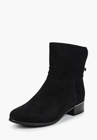 Полусапоги, Berkonty, цвет: черный. Артикул: MP002XW1HCDQ. Обувь / Сапоги