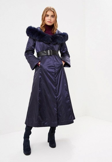 Куртка утепленная, Conso Wear, цвет: синий. Артикул: MP002XW1HCTE. Одежда / Верхняя одежда