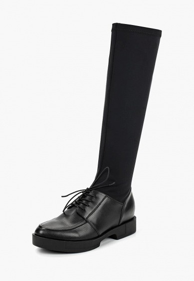 Сапоги, Chezoliny, цвет: черный. Артикул: MP002XW1HFRU. Обувь / Сапоги