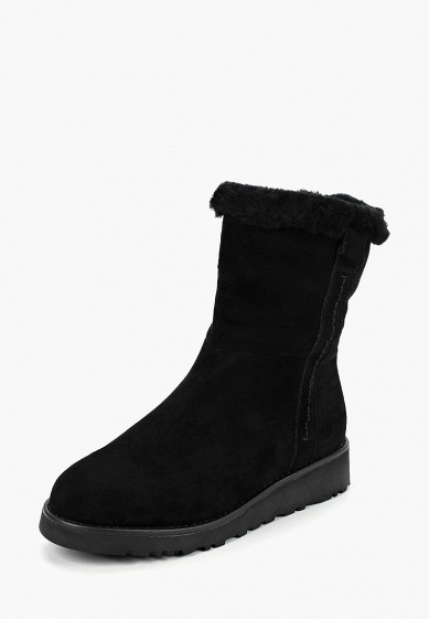 Полусапоги, Berkonty, цвет: черный. Артикул: MP002XW1HFTF. Обувь / Сапоги