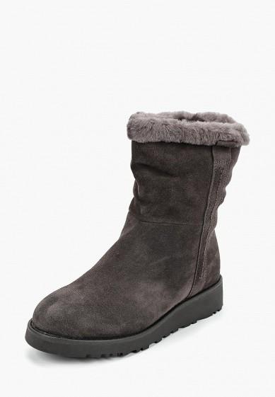 Полусапоги, Berkonty, цвет: серый. Артикул: MP002XW1HFTI. Обувь / Сапоги
