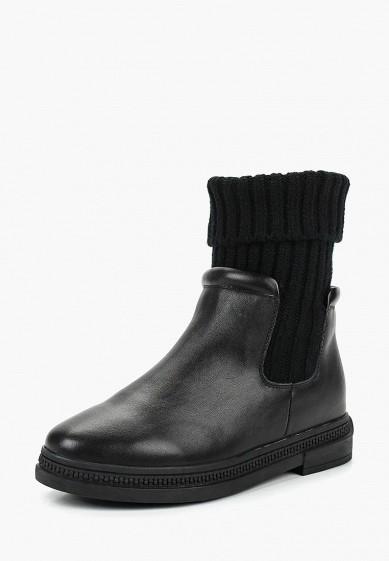 Полусапоги, Berkonty, цвет: черный. Артикул: MP002XW1HFTL. Обувь / Сапоги