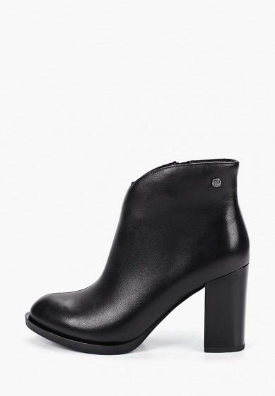 Ботильоны, Pierre Cardin, цвет: черный. Артикул: MP002XW1HIB7. Обувь / Ботильоны