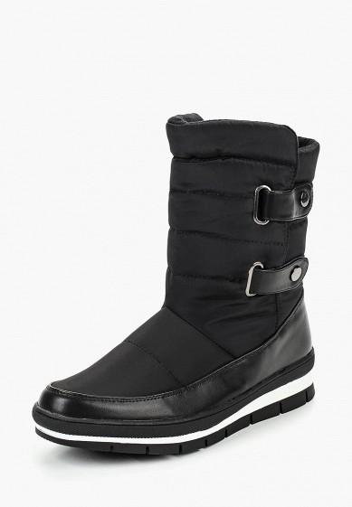 Дутики, T.Taccardi, цвет: черный. Артикул: MP002XW1HIBC. Обувь