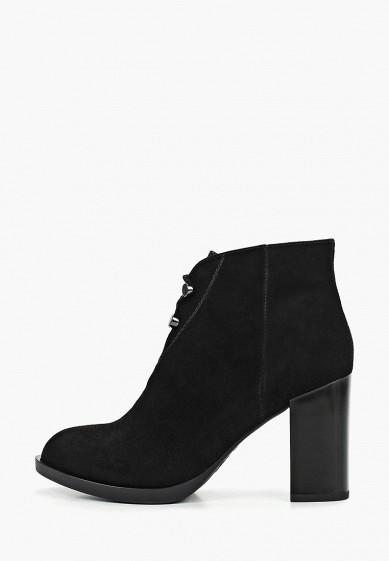 Ботильоны, Pierre Cardin, цвет: черный. Артикул: MP002XW1HIBQ. Обувь / Ботильоны