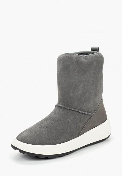 Полусапоги, Tervolina, цвет: серый. Артикул: MP002XW1HIEE. Обувь / Сапоги