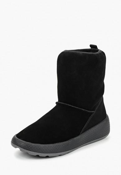 Полусапоги, Tervolina, цвет: черный. Артикул: MP002XW1HIEF. Обувь / Сапоги