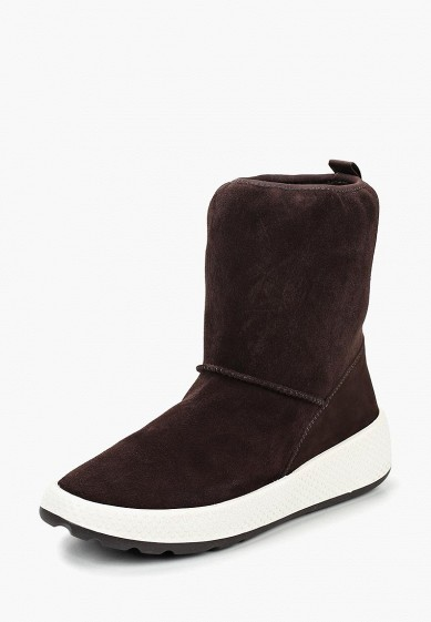 Полусапоги, Tervolina, цвет: коричневый. Артикул: MP002XW1HIEG. Обувь / Сапоги