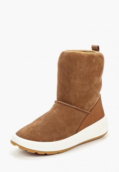 Полусапоги, Tervolina, цвет: коричневый. Артикул: MP002XW1HIEH. Обувь / Сапоги