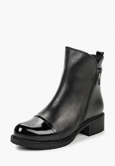 Ботильоны, Pierre Cardin, цвет: черный. Артикул: MP002XW1HJ1N. Обувь / Ботильоны