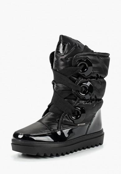 Дутики, Tervolina, цвет: черный. Артикул: MP002XW1HOSX. Обувь