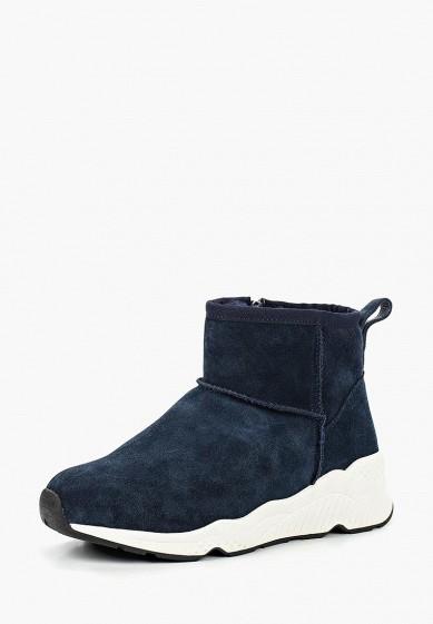 Полусапоги, Tervolina, цвет: синий. Артикул: MP002XW1HOSZ. Обувь / Сапоги