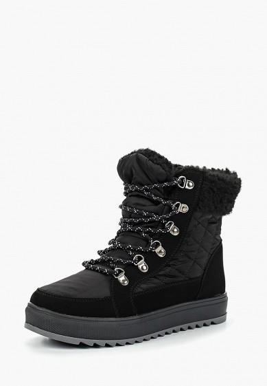 Ботинки, Tervolina, цвет: черный. Артикул: MP002XW1HOT1. Обувь