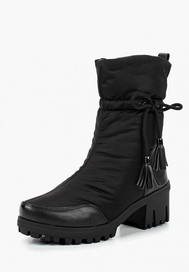 Дутики, Tervolina, цвет: черный. Артикул: MP002XW1HOTB. Обувь