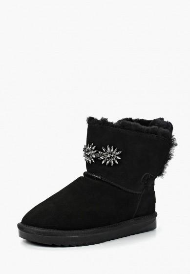 Полусапоги, Tervolina, цвет: черный. Артикул: MP002XW1HOTC. Обувь / Сапоги