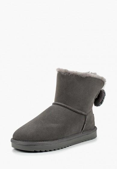 Полусапоги, Tervolina, цвет: серый. Артикул: MP002XW1HOU1. Обувь / Сапоги