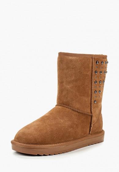 Полусапоги, Tervolina, цвет: коричневый. Артикул: MP002XW1HP8J. Обувь / Сапоги