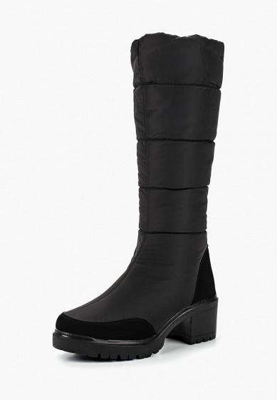 Дутики, Tervolina, цвет: черный. Артикул: MP002XW1HP8L. Обувь
