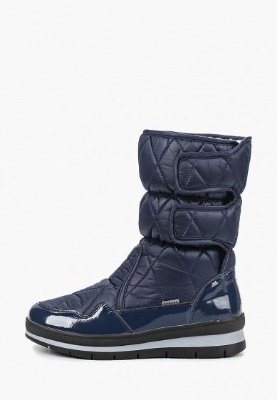 Дутики, Tervolina, цвет: синий. Артикул: MP002XW1HRC3. Обувь