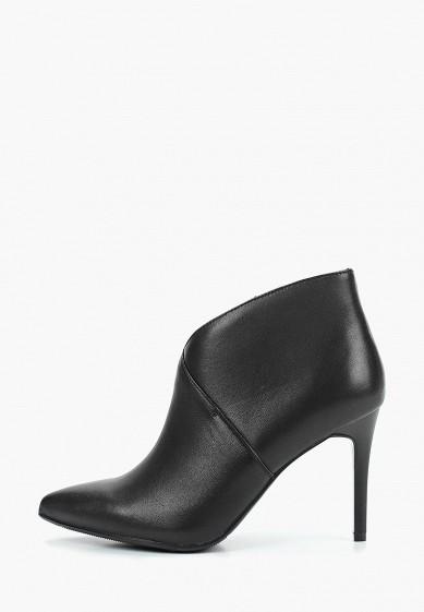 Ботильоны, Pierre Cardin, цвет: черный. Артикул: MP002XW1HU27. Обувь / Ботильоны