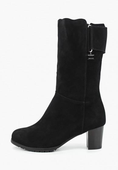 Полусапоги, Berkonty, цвет: черный. Артикул: MP002XW1HUOI. Обувь / Сапоги