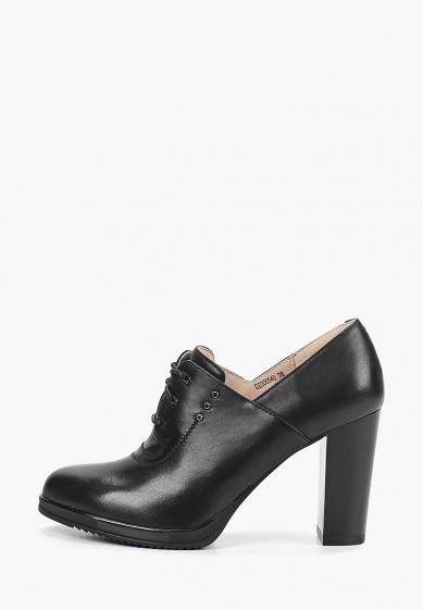 Ботильоны, Pierre Cardin, цвет: черный. Артикул: MP002XW1HV3I. Обувь / Ботильоны