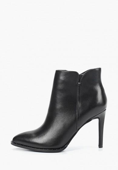 Ботильоны, Pierre Cardin, цвет: черный. Артикул: MP002XW1I1WC. Обувь / Ботильоны