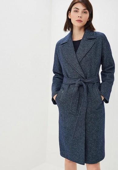 Пальто, Avalon, цвет: синий. Артикул: MP002XW1I7VU. Одежда / Верхняя одежда / Пальто