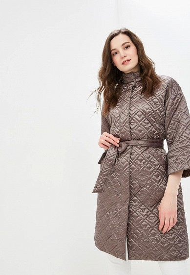 Куртка утепленная, Conso Wear, цвет: коричневый. Артикул: MP002XW1IDI0. Одежда / Верхняя одежда