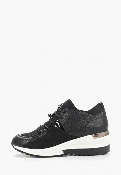 Кроссовки, Chezoliny, цвет: черный. Артикул: MP002XW1IL4U. Обувь / Кроссовки и кеды / Кроссовки