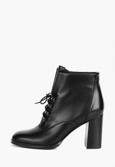 Ботильоны, Emilia Estra, цвет: черный. Артикул: MP002XW1IO3X. Обувь / Ботильоны