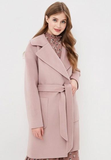 Пальто, Vivaldi, цвет: розовый. Артикул: MP002XW1IP8C. Одежда / Верхняя одежда / Пальто
