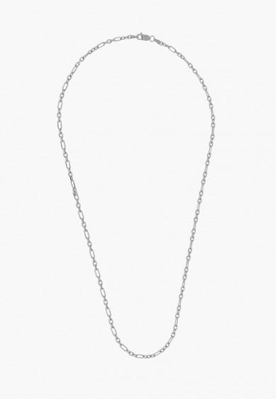 Цепь Серебряная Венеция Якорь за 1 990 ₽. в интернет-магазине Lamoda.ru