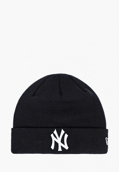 Шапка New Era SEASONAL CUFF CORE NY YANKEES