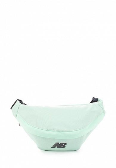 c688f785dae8 Сумка поясная New Balance Waist Pack купить за 1 390 руб NE007BUAWPU6 в  интернет-магазине Lamoda.ru