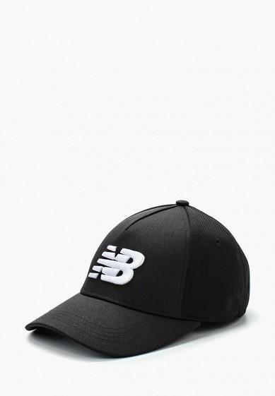 Бейсболка New Balance NB TEAM CAP 2016 купить за 1 199 руб NE007CUPEC31 в  интернет-магазине Lamoda.ru 5cd9b3a78b777