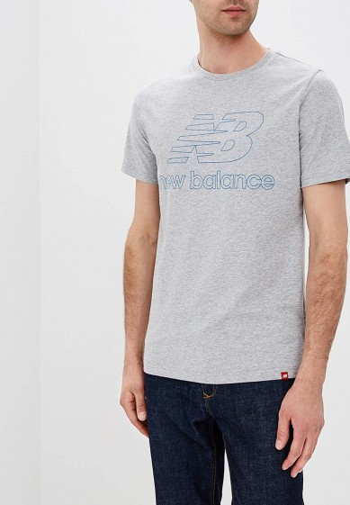 Футболка New Balance ESSENTIALS LANDING TEE