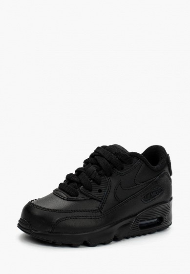 Кроссовки Nike Boys  Nike Air Max 90 Leather (PS) Pre-School Shoe ... 8e1ebe0db1428