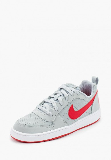 Кеды Nike Boys' Nike Court Borough Low (GS) Shoe