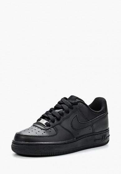 Nike Кеды Boys  Nike Air Force 1 (GS) Shoe f3a57e0d7fd