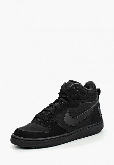 Кеды Nike Boys' Nike Court Borough Mid (GS) Shoe